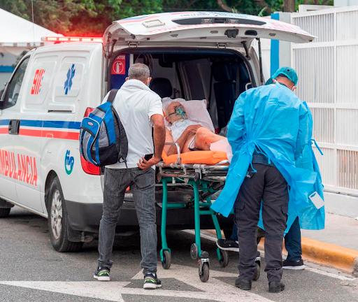 Salud Pública notifica 7 defunciones y 886 Nuevos contagios, Montecristi 34 por COVID-19.