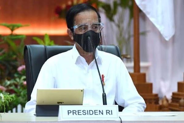 Jokowi Ingatkan Punya Waktu Sebulan Lagi Buat Selamat dari Ancaman Resesi