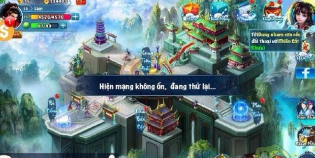 Các bước nhập mã GIFTCODE trong game Hoa Thiên Cốt + Hình 4