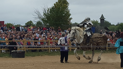 Jousting at the Ohio Renaissance Festival