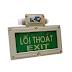Đèn EXIT chống cháy nổ ZT-EM1-3W