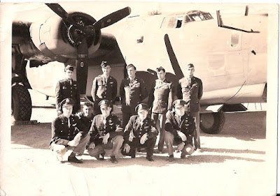 De bemanning van de B-24