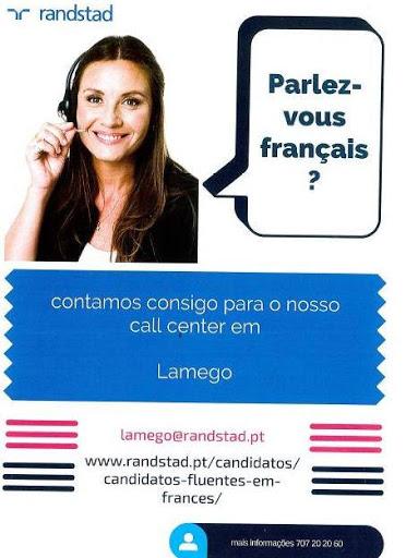Campanha de recrutamento para assistente de Contact Center em Lamego