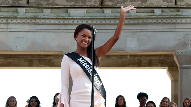 Miss USA Asya Branch Addresses Backlash For 2A Support, Visiting Trump White House