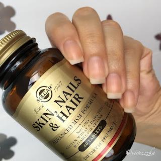 Solgar Skin, Nails & Hair Advanced MSM Formula Reviews Result