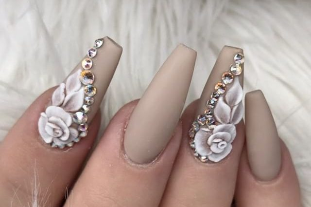 Amazing 3D Nail Art Designs – Latest Nail Art Trends & Ideas - Amazing 3D Nail Art Designs - Latest Nail Art Trends & Ideas