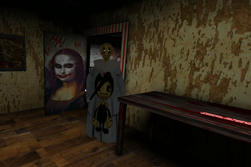 Scary granny Budy: Horror Game 2019 - screenshot