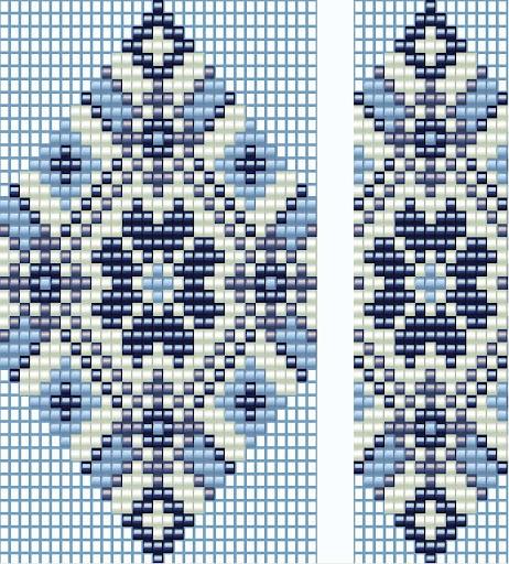 схема гердана (гайтана) станочное ткачество