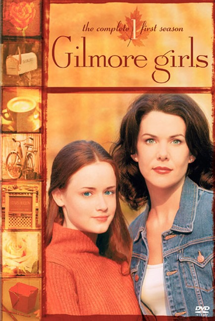 Gilmore Girls - series sucessos