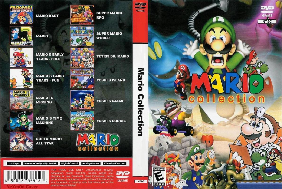 Mario Oyunları - 74 Adet Oyun Tek Link Full indir Download