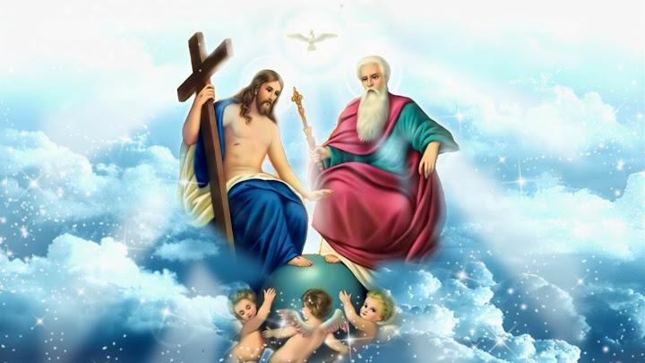 Hãy yêu đi rồi sẽ biết sự thật ( lễ Chúa Ba Ngôi )
