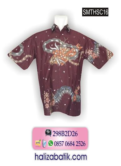 grosir batik pekalongan, Baju Batik Terbaru, Model Baju Batik, Baju Batik Modern
