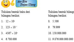 Persamaan umum kuadrat berbentuk ax² + bx + c = 0,. Jawaban Buku Paket Matematika Kelas 9 Semester 1 Halaman 30 Ayo Kita Tinjau Ulang Doc Soalkunci