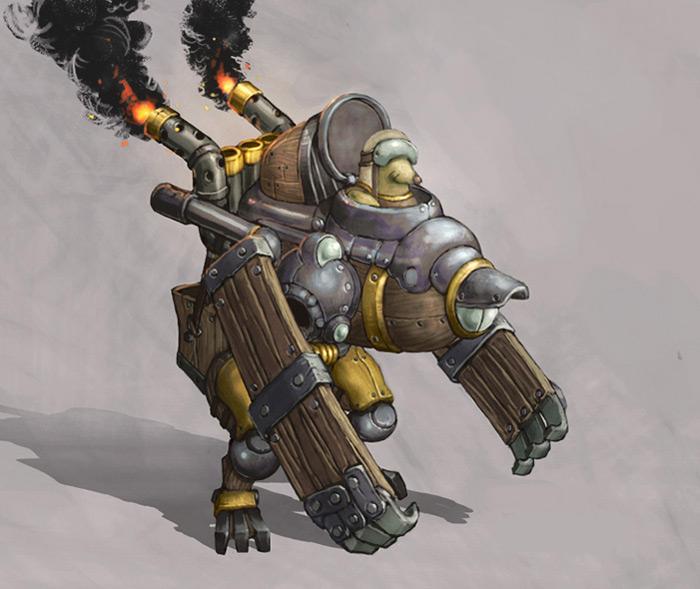 Tạo hình nhân vật trong Aika Online - Ảnh 2