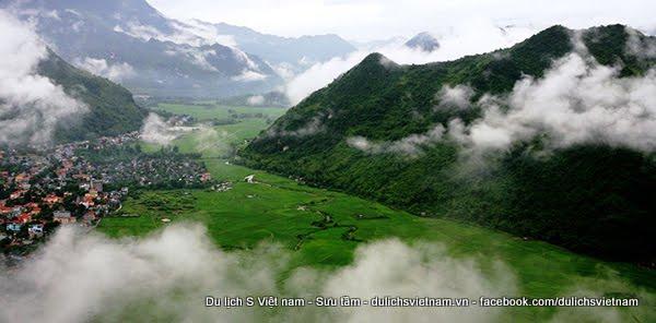 Thung lũng xanh Mai Châu