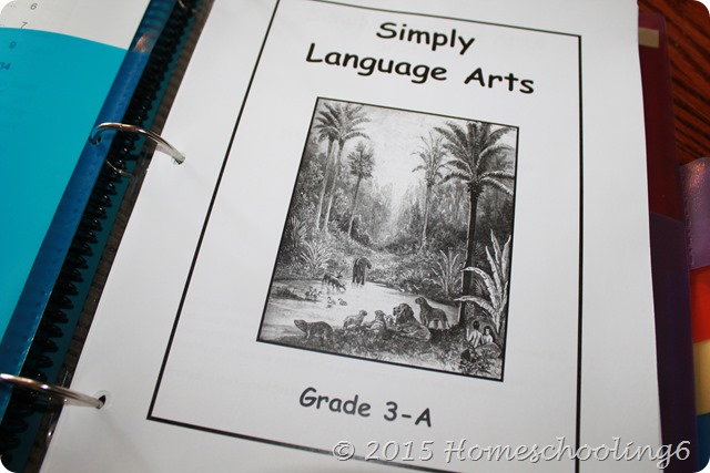 Simply Language Arts