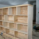 Bookshelf Restoration