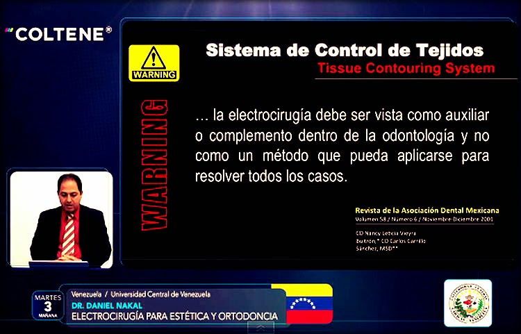 Electrocirugía-dental