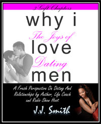 Cover of Jennifer Smith's Book Why I Love Men Dating Playbook For Women