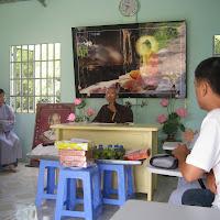 [T&C-021] Thầy tiếp tu sinh và phật tử (07/09/2009)
