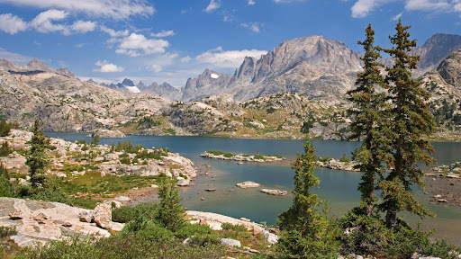 Island Lake, Bridger National Forest, Wyoming.jpg