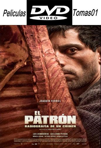 El Patrón, Radiografía de un Crimen (2014) DVDRip