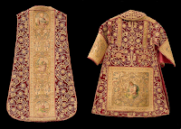 Sixteenth Century Spanish Vestments from Granada Cathedral