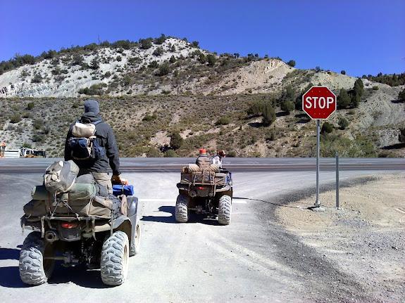 US Highway 6 at Tucker