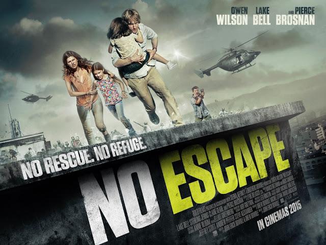 Χωρίς Διέξοδο (No Escape) Wallpaper