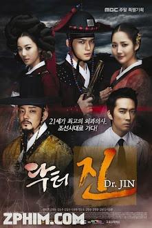 Danh Y Vượt Thời Gian - Time Slip Dr. Jin (2012) Poster