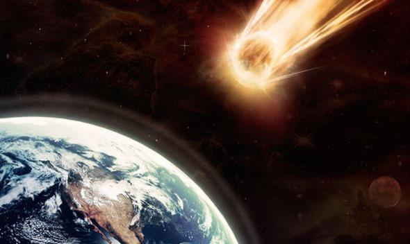 Segundo cientistas da Agência Espacial Européia, um asteróide afetará a Terra 02