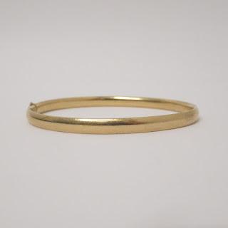 14K Gold Italy Bracelet #1