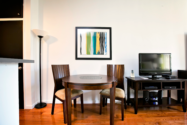 Studio apartment at West Village apartment