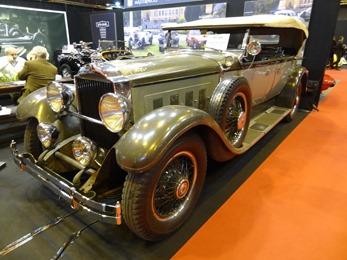 2018.12.11-183 Masterpieces Packard 645 phaéton 1925