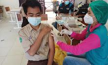 Dukung Program Pembelajaran Tatap Muka, Satgas Covid Genjot Vaksin Usia Anak