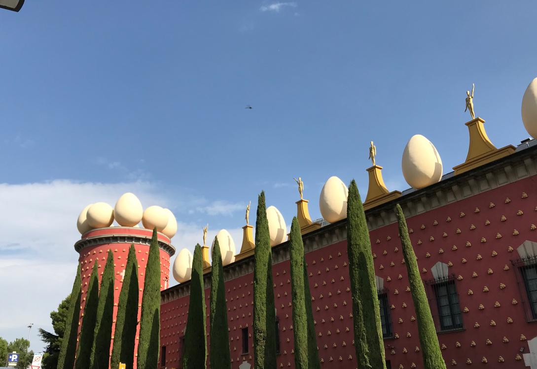 Dali museumfascade