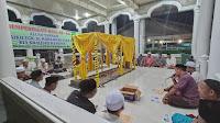 Alumni Dayah Bustanul Huda Blangpidie Peringati Haul Abuya Tgk Syaikh H Muhammad Syam Marfaly