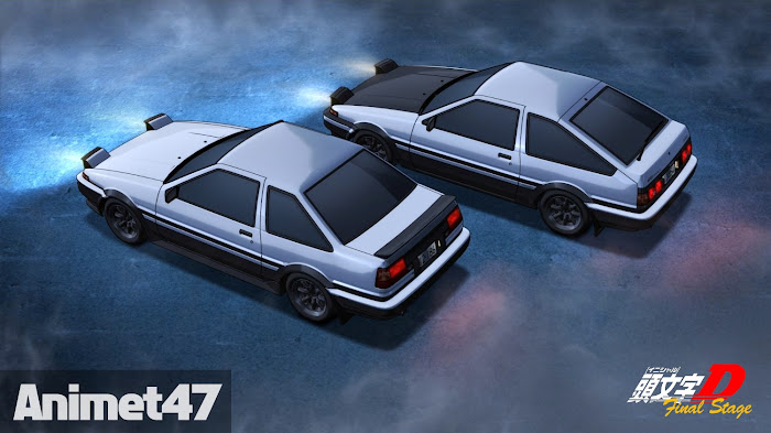 Ảnh trong phim Initial D Final Stage 1