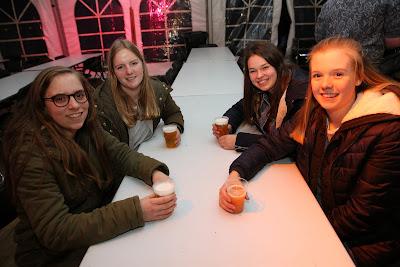 Terbroeks  Oud en Nieuwfeest in Grote Tent  InTerbroek 1-1-2018