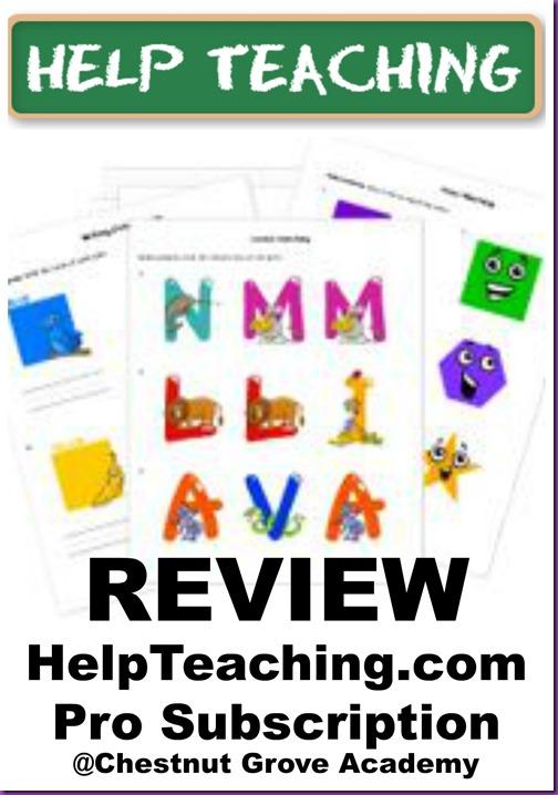 Help Teaching Review