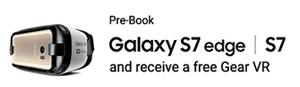 Buy Samsung Galaxy S7 Edge & Get Free Gear VR
