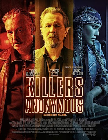 Poster Of Killers Anonymous Full Movie in Hindi HD Free download Watch Online 720P HD
