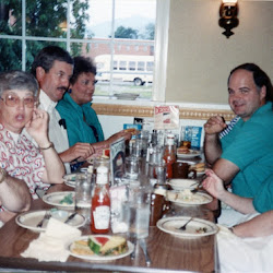 Fellowship Class - 1989-08 Dinner