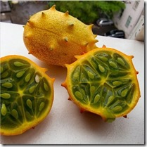 Mars fruit