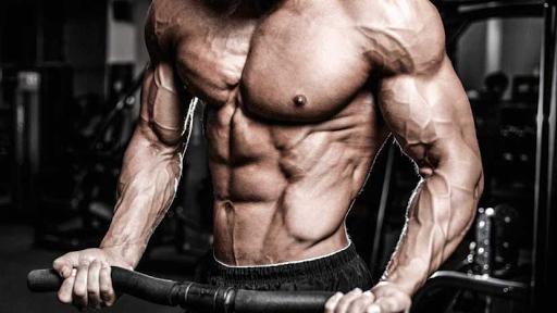 طريقة بناء العضلات  للتمارين الفعالة والتغذية السليمة