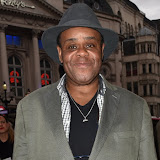 OIC - ENTSIMAGES.COM - Clive Rowe at the  Press night for The Comedy About A Bank Robbery in London April 21st 2016 Photo Mobis Photos/OIC 0203 174 1069