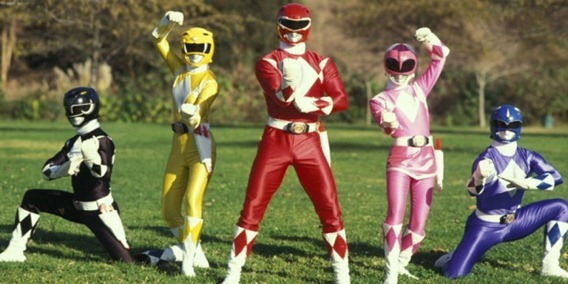 Mighty-Morphin-Power-Rangers-berpose