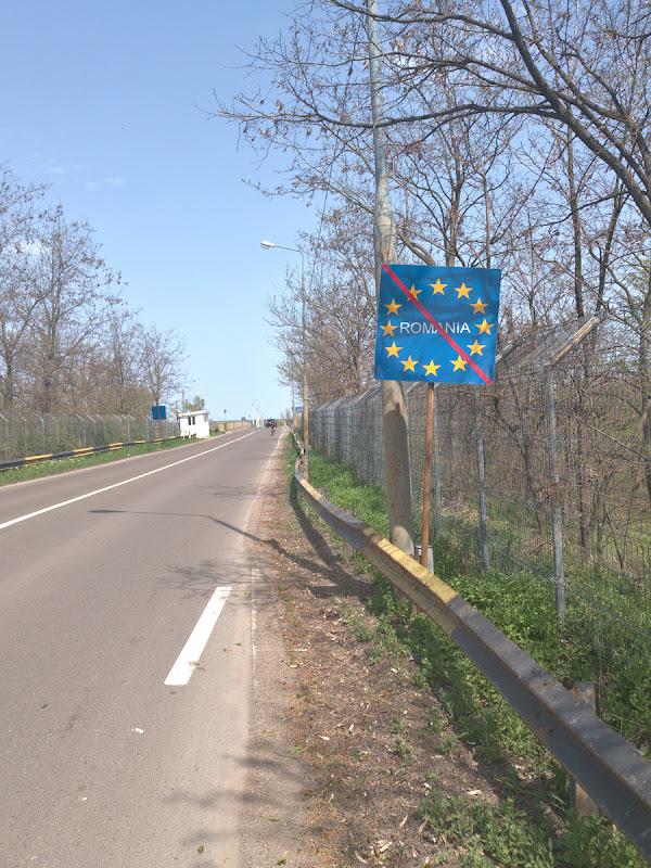 La revedere Romania, pentru o zi si jumatate.