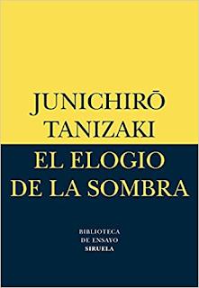 El elogio de la sombra, de Junichiro Tanizaki