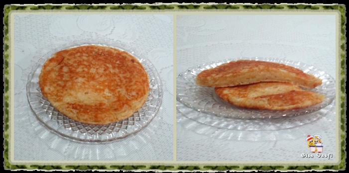 Pão de queijo de frigideira 1